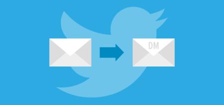 De 140 a 10,000 caracteres, así cambiarán para siempre los mensajes directos en Twitter