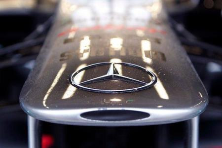 Mercedes cerca de probar el motor de 2014