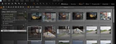 Capture One Vs Adobe Camera RAW: enfrentamos a dos gigantes del tratamiento de fotografías en RAW. La catalogación (III)