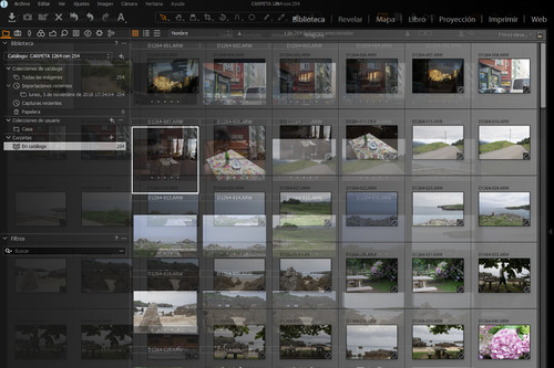 Capture One Vs Adobe Camera RAW: enfrentamos a dos gigantes del tratamiento de fotografías en RAW. La catalogación (III)