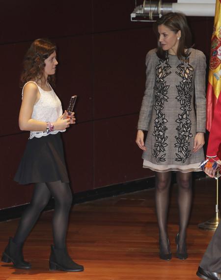 Dona Letizia De Carolina Herrera