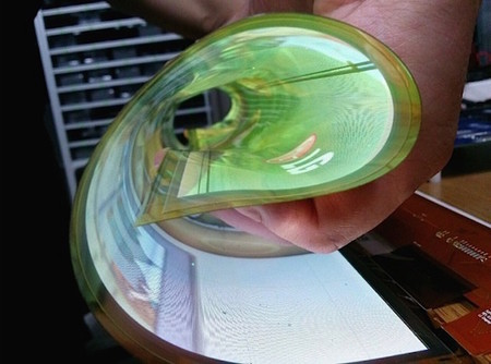 LG ya tiene su listo panel OLED enrollable, y otro  transparente, pensados para el televisor del futuro