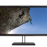 HP quiere ganarse a los usuarios avanzados con dos nuevos monitores de altas prestaciones