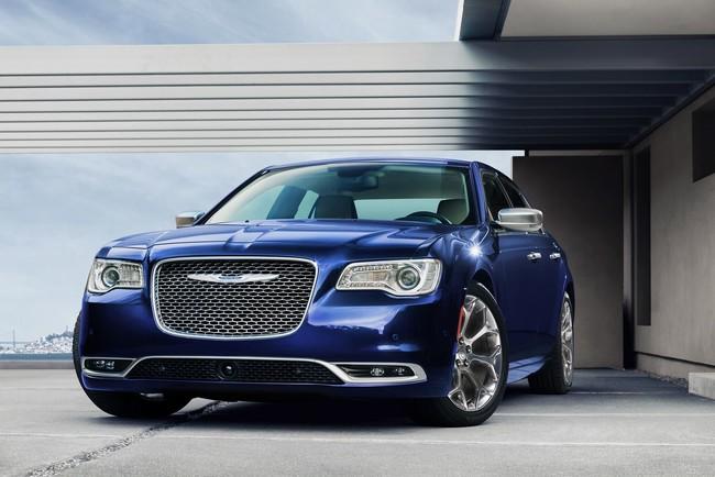 Un Chrysler 300 Hellcat suena bastante bien, pero FCA ya dijo que no está en los planes