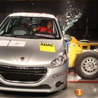 Al Peugeot 208 y al KIA Picanto no les fue muy bien en la prueba de choque de Latin NCAP