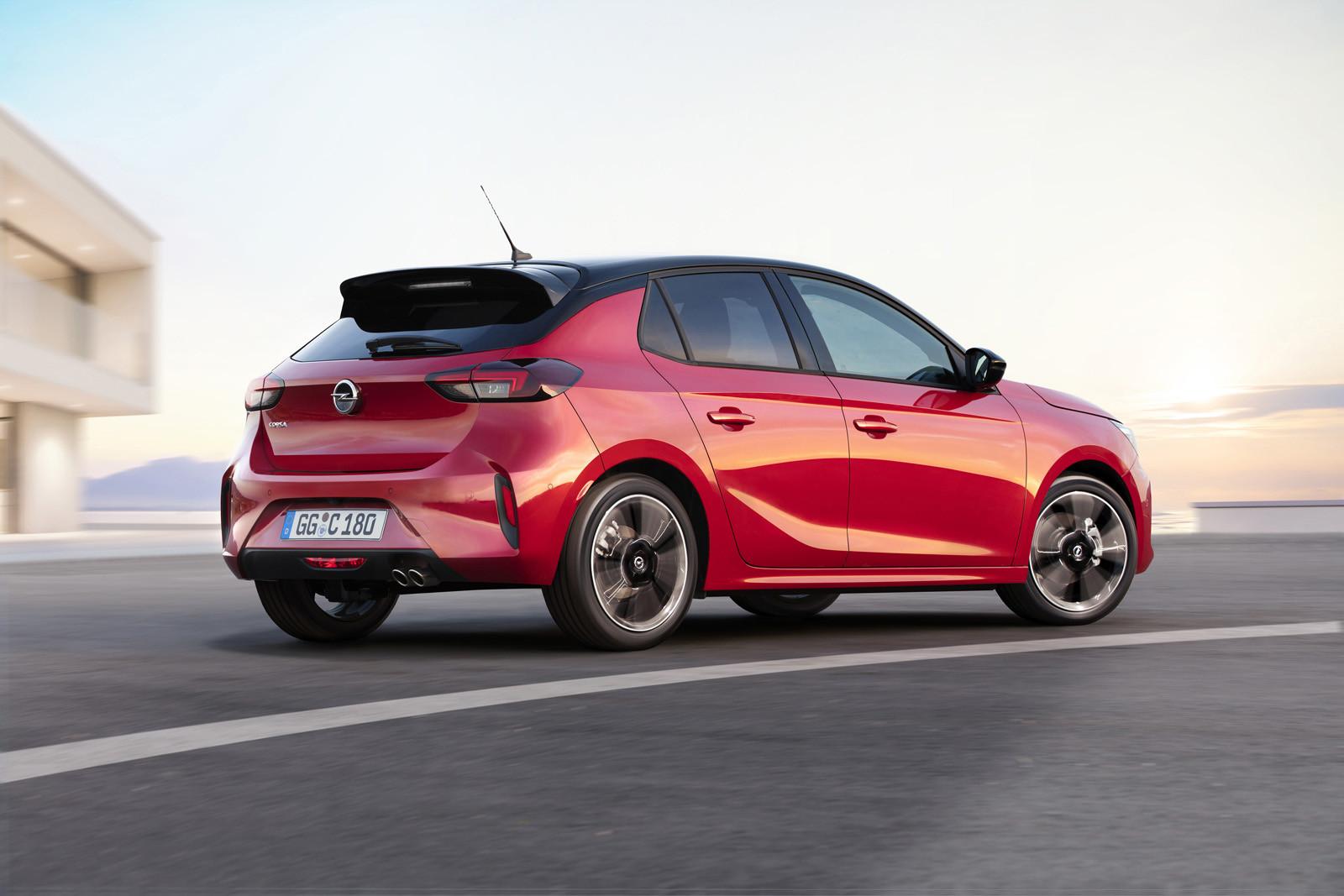 Foto de Opel Corsa 2019 (presentación estática) (9/46)
