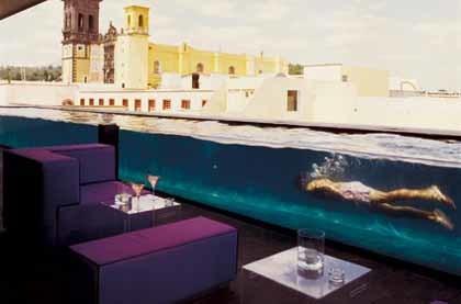 La Purificadora: hotel de diseño en Puebla, México