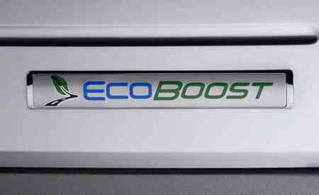 logotipo Ford Ecobost