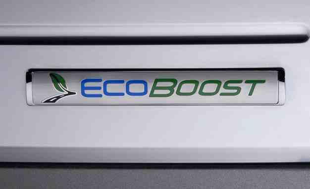 logotipo Ford Ecobost