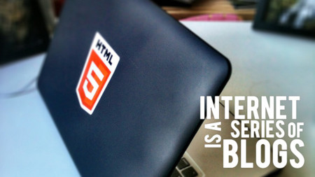 Karaokes, HTML5, IFTTT, Menéame y más. Internet is a series of blogs (CCII)