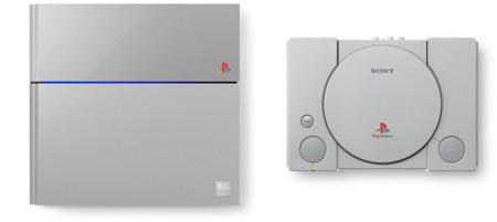 Ps4 20 Aniversario Original Grey