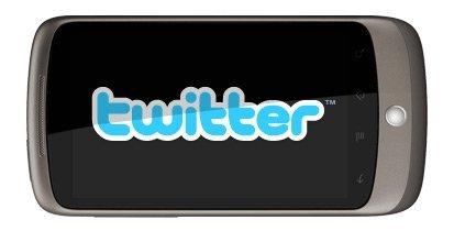 nexus one twitter