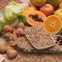 Diferentes tipos de fibra y cómo sumarlos a tus platos