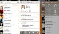 Cobook actualiza su app para iOS con nueva interfaz y la integración de Foursquare e Instagram