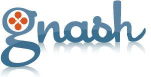 Logotipo proyecto Gnash