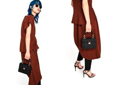 Zara se ha puesto a hacer bolsos bandolera y ha llegado a otro nivel: los querrás todos