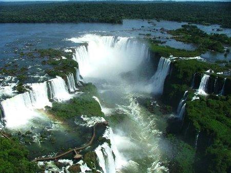 Cataratas de Aiguazú