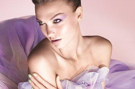 El jardín del deseo lleva la marca Dior, colección Garden Party Primavera 2012