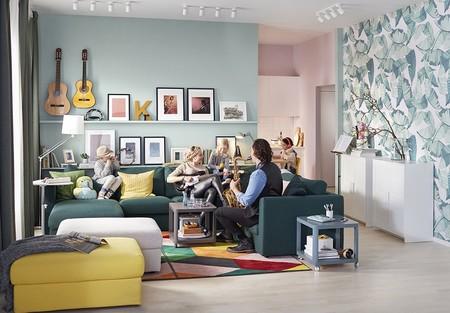 Catálogo salones IKEA 2018