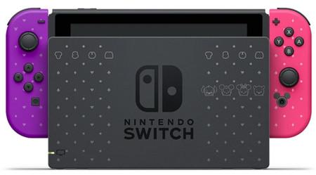 Si mezclamos una Nintendo Switch con diseños Disney, el resultado es una consola llena de color... y con Mickey Mouse