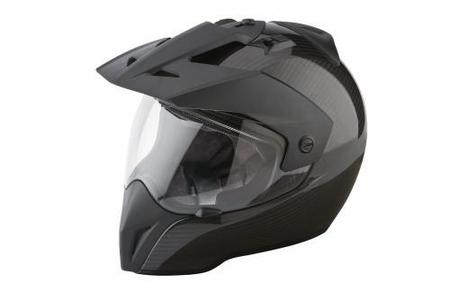 Casco Enduro Carbono BMW
