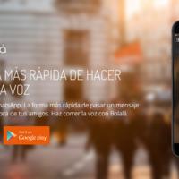 Bolalá, la app que quiere digitalizar el boca a boca mediante listas de difusión