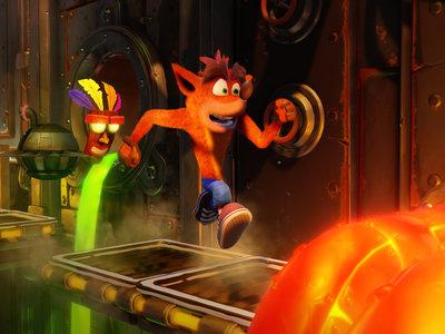 Crash Bandicoot N. Sane Trilogy luce brillante y tan divertido como siempre en su primer gameplay