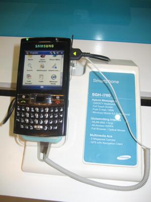 Samsung SGH-i780, ¿el Blackjack 2?