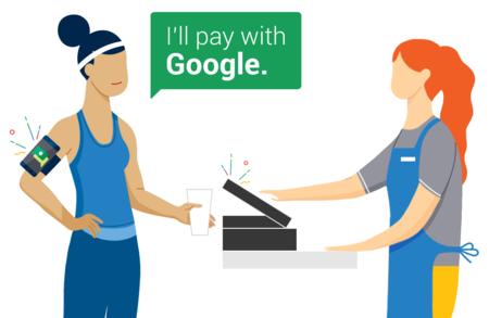 """Google empieza a probar un método de pago móvil """"manos libres"""""""