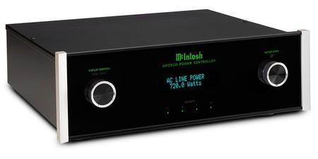 Si tienes un equipo multimedia muy, muy, valioso, el nuevo McIntosh MPC500 llega dispuesto a protegerlo de problemas eléctricos