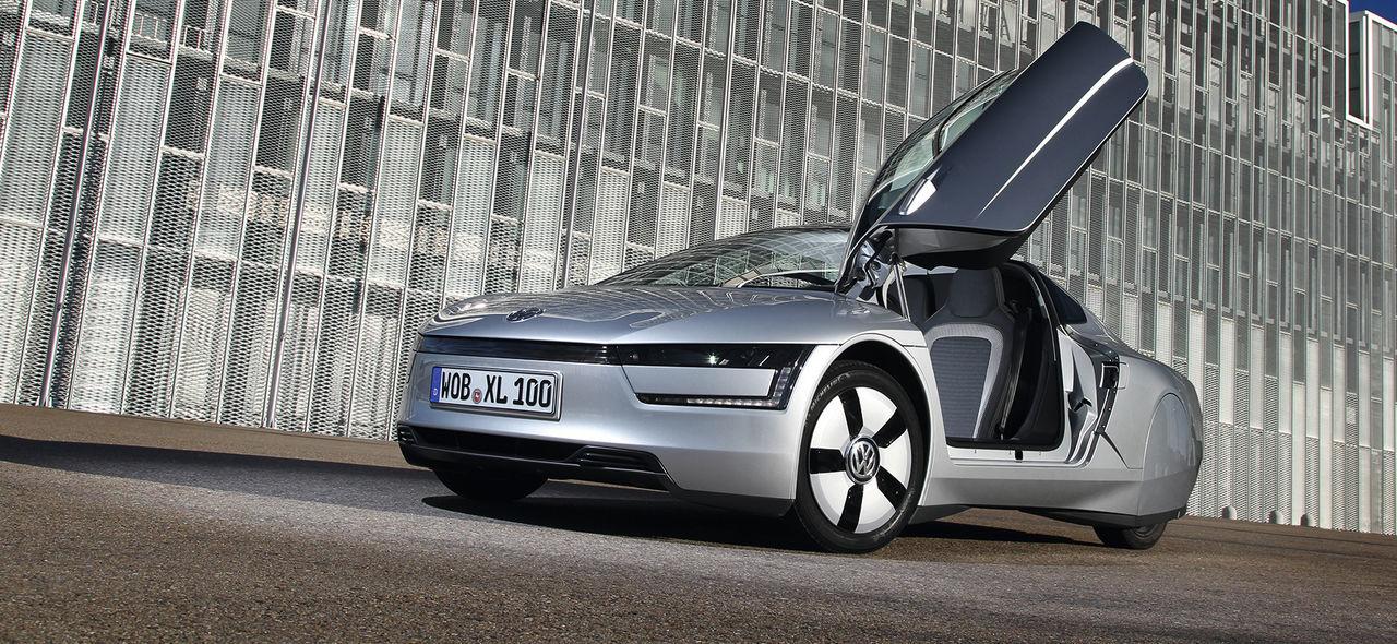 Foto de Volkswagen XL1 2013 (8/49)