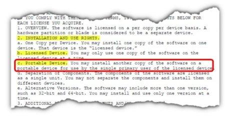 Sorpresa: Microsoft Office puede ser instalado legalmente en 2 PCs