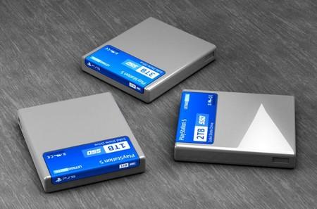 PS5 empleará unos cartuchos de memoria SSD que se podrán introducir y extraer de la consola (actualizado)