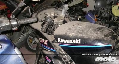 Los talleres mandaron al desguace 91 motos abandonadas en el 2012