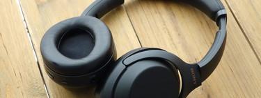 Sony WH-1000XM3, uno de los auriculares con mejor cancelación de ruido del mercado, más baratos en Amazon: 260 euros