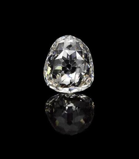 """El histórico diamante """"Le Beau Sancy"""" se subasta el 15 de mayo en Ginebra"""