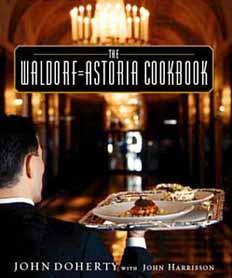 Libro de Cocina del Waldorf Astoria
