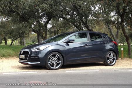 Hyundai i30 Turbo, a prueba en su presentación: Nürburgring como argumento de peso