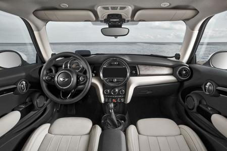 MINI 2014 - vista interior