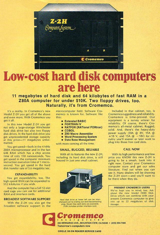 Vintage Computer Ad 5