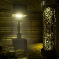 Foto 9 de 13 de la galería nivel-e1m1-de-doom-en-unreal-engine en Vida Extra