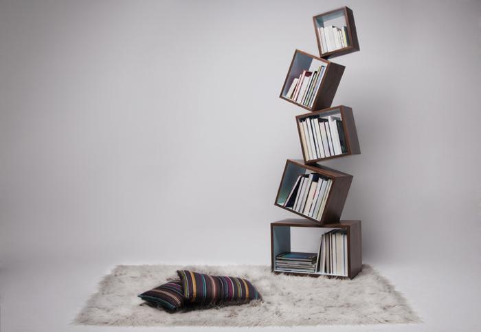 Foto de Equilibrium, una estantería que desafía la ley de la gravedad (1/7)
