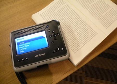 Intel Reader, un lector electrónico para personas con problemas de visión