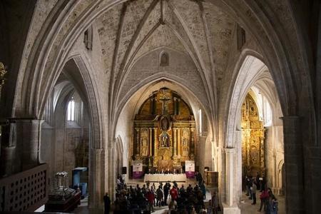 Eucharistia es la decimonovena edición de Las Edades del Hombre