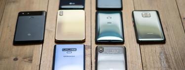 Samsung Galaxy S9, LG G7 ThinQ, Huawei P20 Pro y más: las bajadas de precio más fuertes en la gama alta de 2018