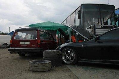 Bricopasión™: Un Volvo 245 con corazón de Toyota Supra