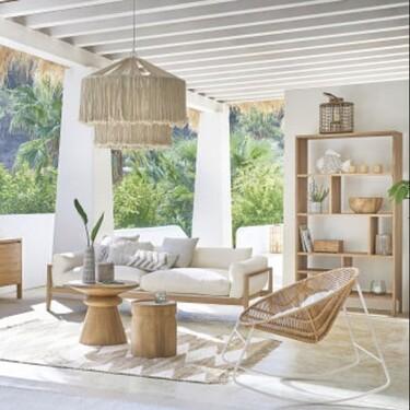 Adelántate a las rebajas con las ventas privadas de Maisons du Monde: descuentos de hasta el 50% (también para artículos de terraza y jardín)