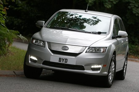 Byd E6 2018