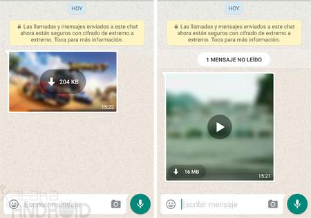 Cómo desactivar la descarga automática de WhatsApp para Android