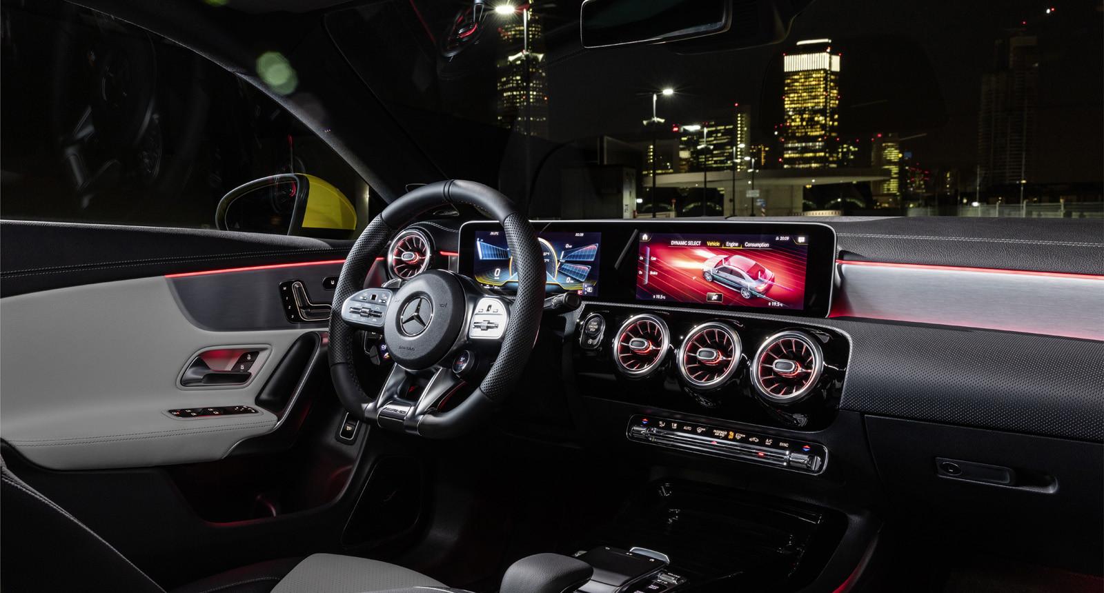 Mercedes-Benz CLA II (2019) 25